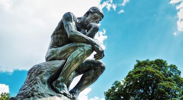 Aguste Rodin (Parijs, 12-11-1840 - Meudon , 17-11-1917)